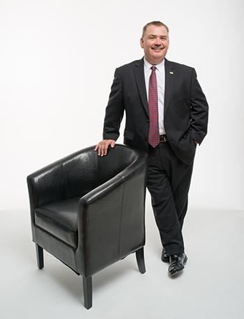 President & CEO, Scott Wilson