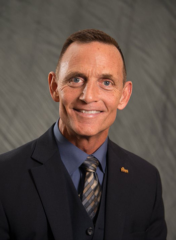 President & CEO of Sunmark Credit Union Frank Degraw