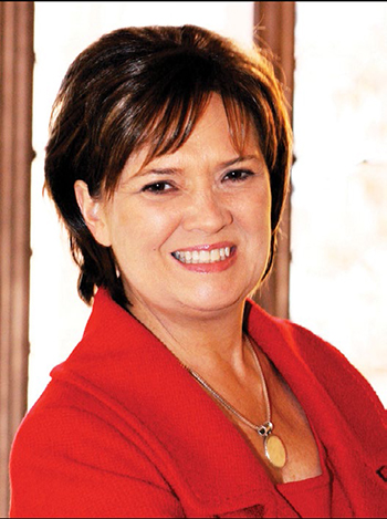 President, Lynn Pasquerella
