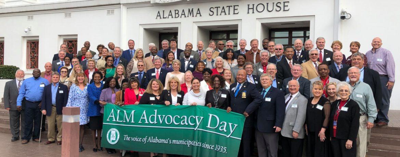 Alabama League of Municipalities ALM Annual Advocacy Day