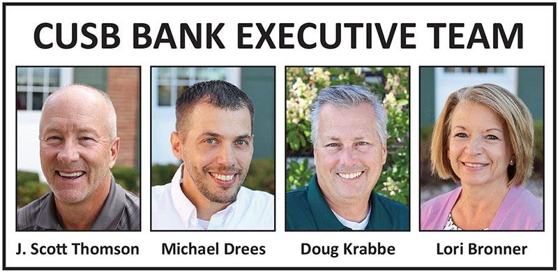 CUSB Executive Team