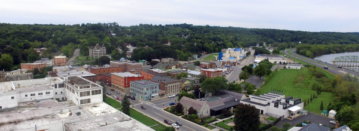 Montgomery County Aerial