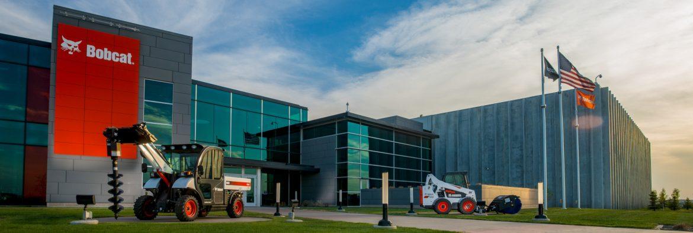 Comstock Construction Bobcat Acceleration Exterior building view