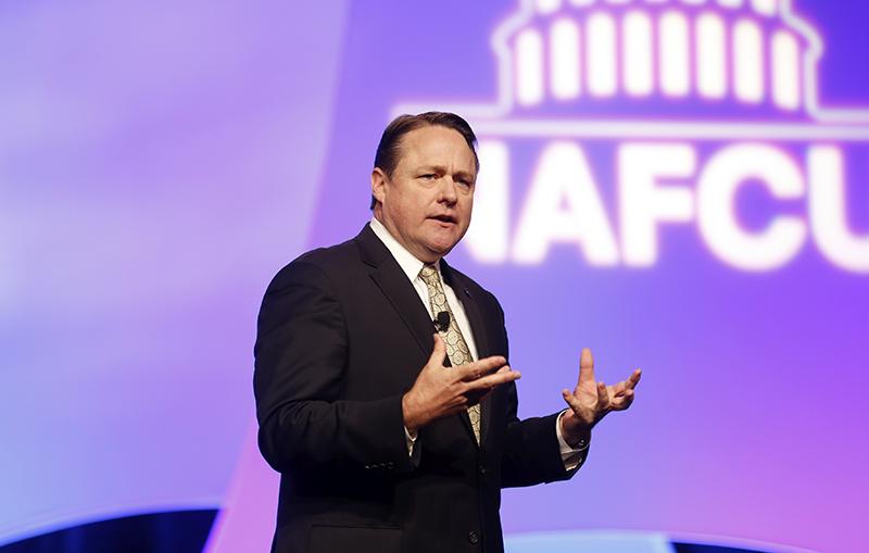 Dan Berger, President & CEO of NAFCU