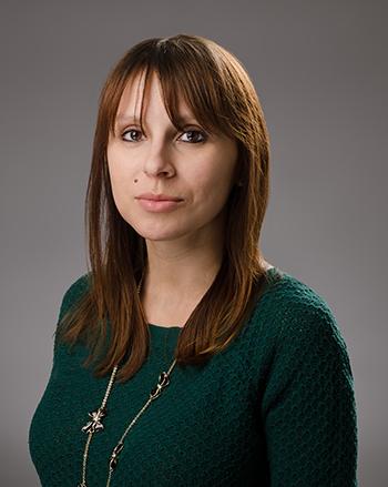 Marketing Manager, Katie Wilcox
