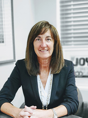 Melissa Koehler -President - CEO of BF Joy