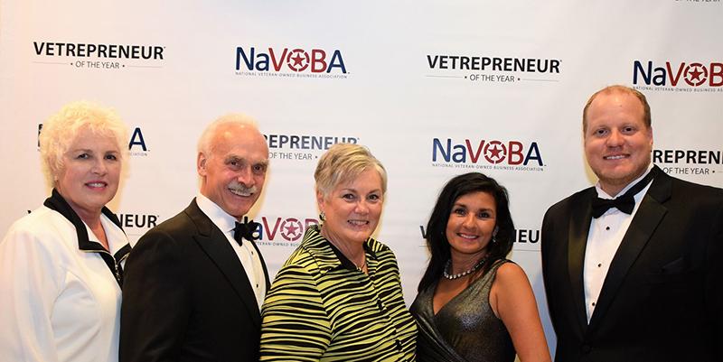 NaVOBA team members at the 2017 HeroZona event.