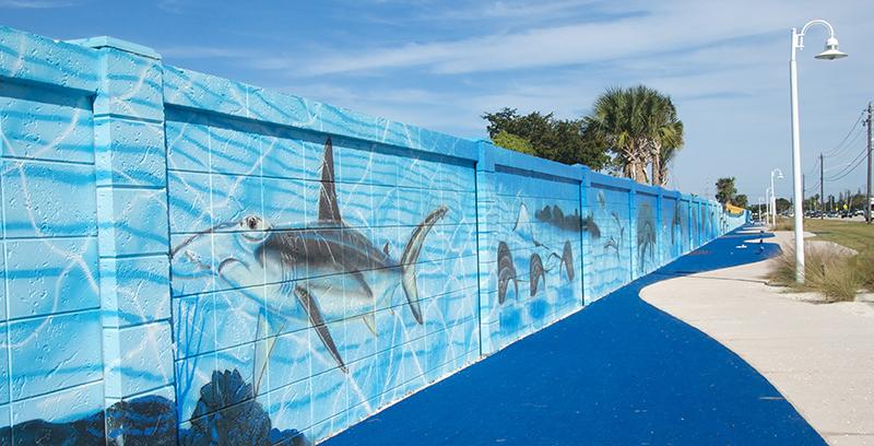 North Fort Lauderdale Mural