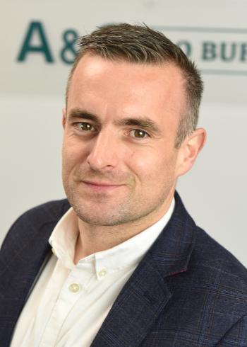 A&C Sales & Marketing Director, Gearoid O'Rourke