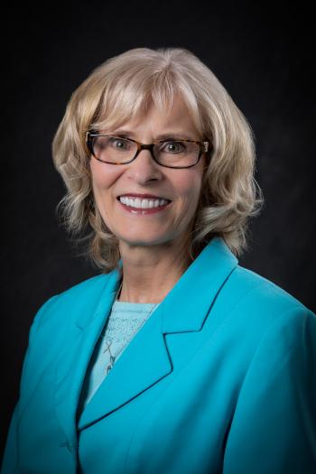 Elga Credit Union CEO, Karen Church