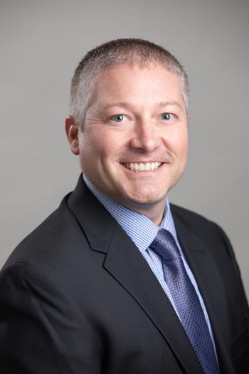 Elga Credit Union Executive Vice President, Terry Katzur