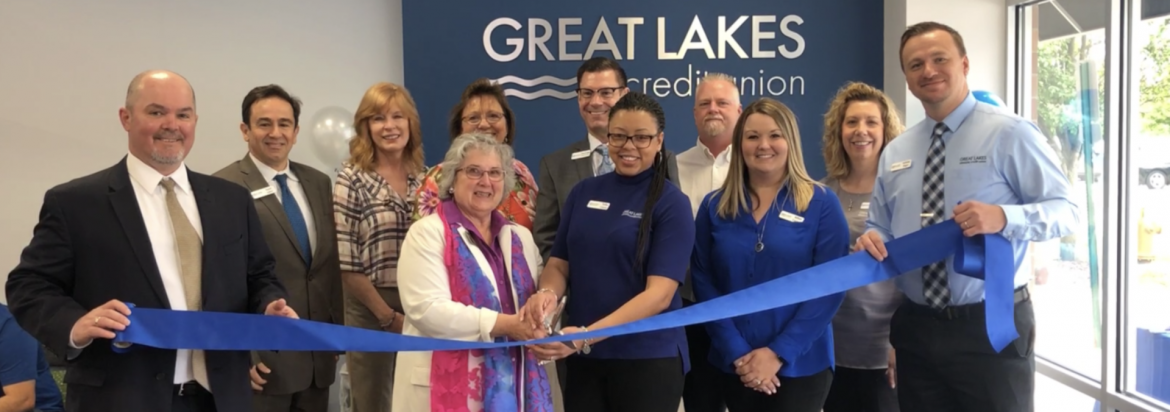 Great Lakes Credit Union Naperville Grand Opening