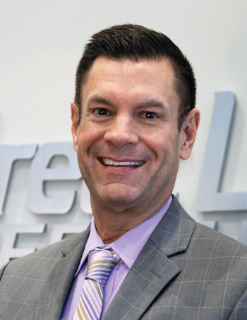 Great Lakes Credit Union President and CEO, Steven Bugg
