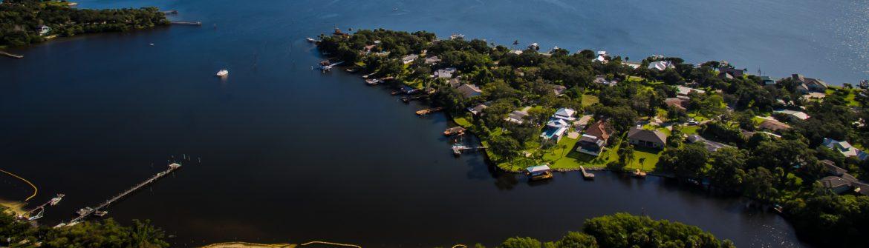 Palm Bay, Florida Bay and Indian River Lagoon