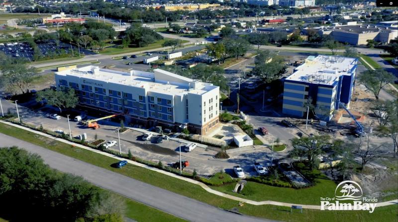 Palm Bay, Florida Executive Park Development