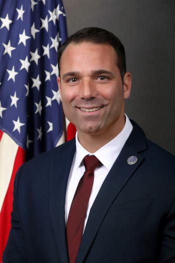 Rahway, New Jersey Mayor, Raymond Giacobbe