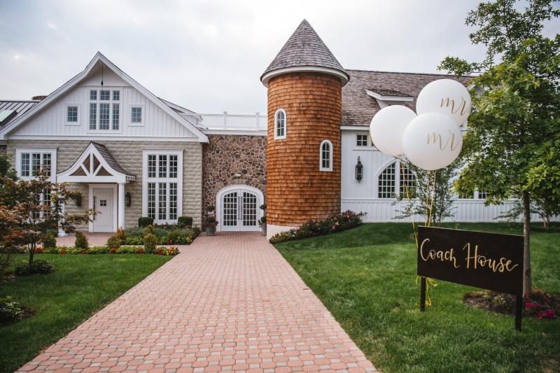 Readington Township, New Jersey Ryland Inn Coach House