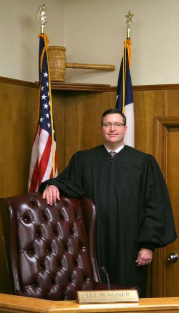 Deaf Smith County, Texas Judge D.J. Wagner