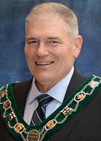 Grimsby, Ontario Mayor, Jeff Jordan