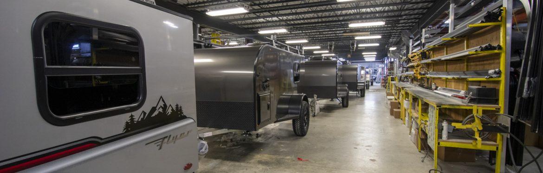 inTech RV production line