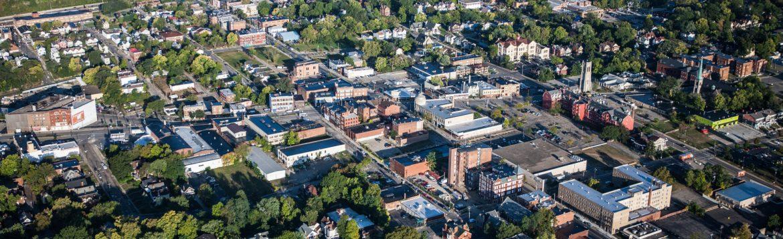 Norwood Ohio Aerial
