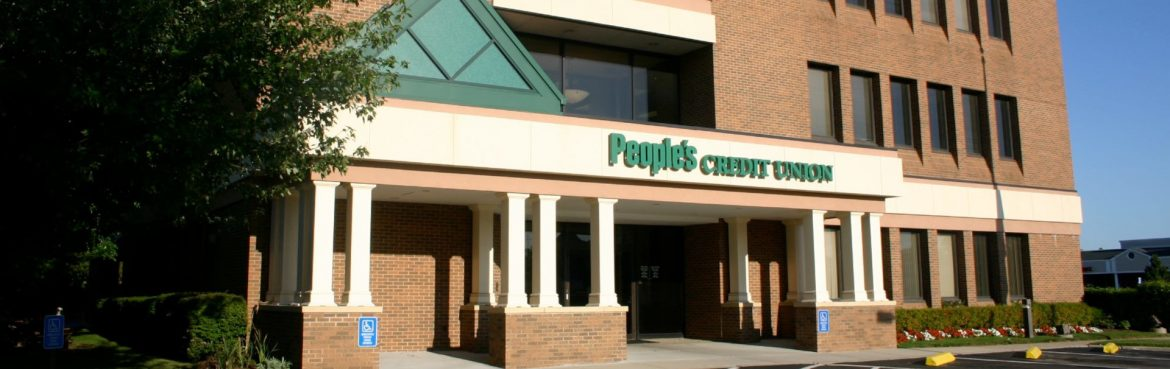 People's Credit Union building exterior