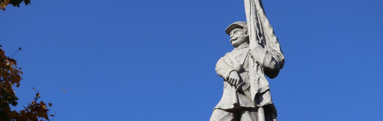 Perrysburg, Ohio statue.