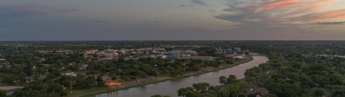 San Benito, Texas river