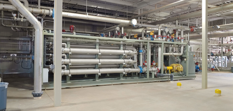 The Probst Group Membrane Skid