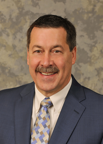 Webster First Federal Credit Union President & CEO, Michael Lussler