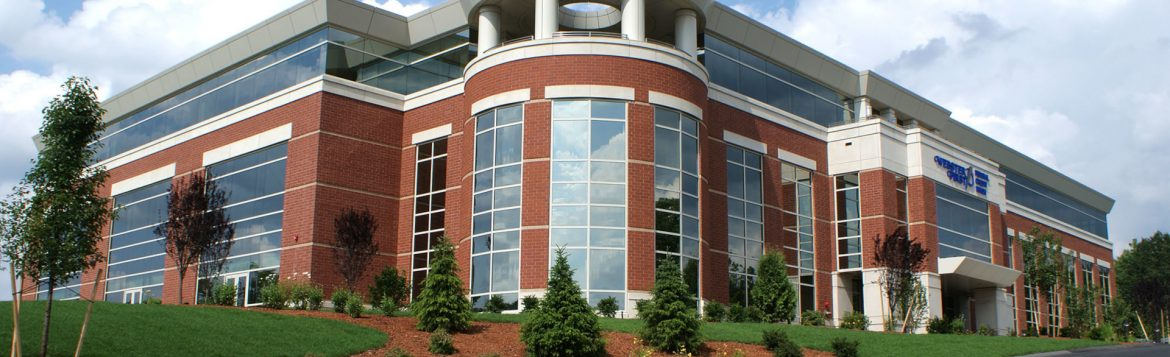 Webster First Federal Credit Union Ops Center exterior