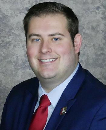 Lebanon, Indiana Mayor, Matt Gentry