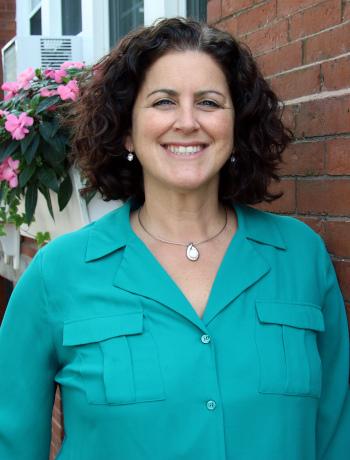 Amesbury. Massachusetts Director of Community and Economic Development, Angela Cleveland