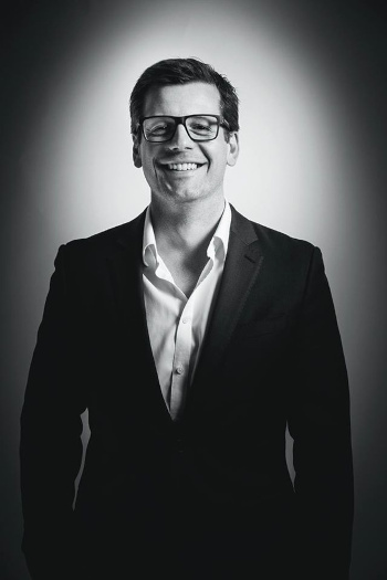 Matthew Hayes, Managing Director at brand agency Champions (UK) plc