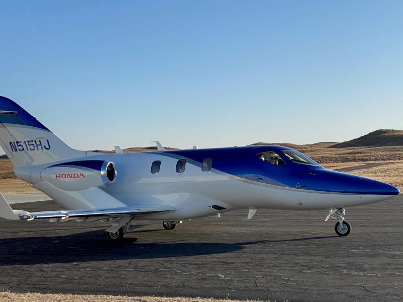 Thomas County Airport plane on runway