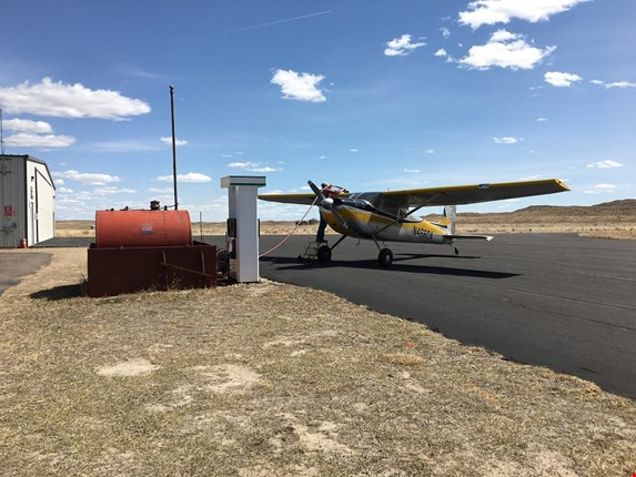 Thomas County Airport services