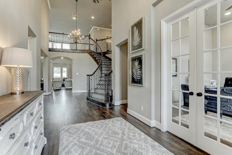 Harrisburg Homes mostyn manor damuth interior