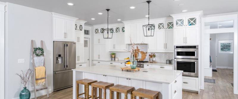 Hycraft Homes kitchen