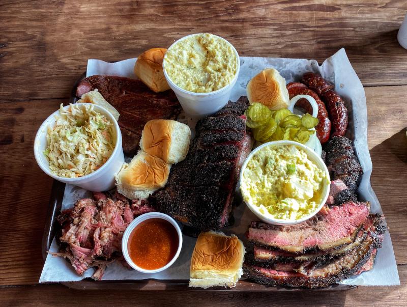 Taylor, Texas Louie Mueller BBQ