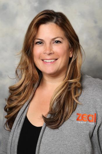 Zeal Credit Union CEO, Julie Kreinbring