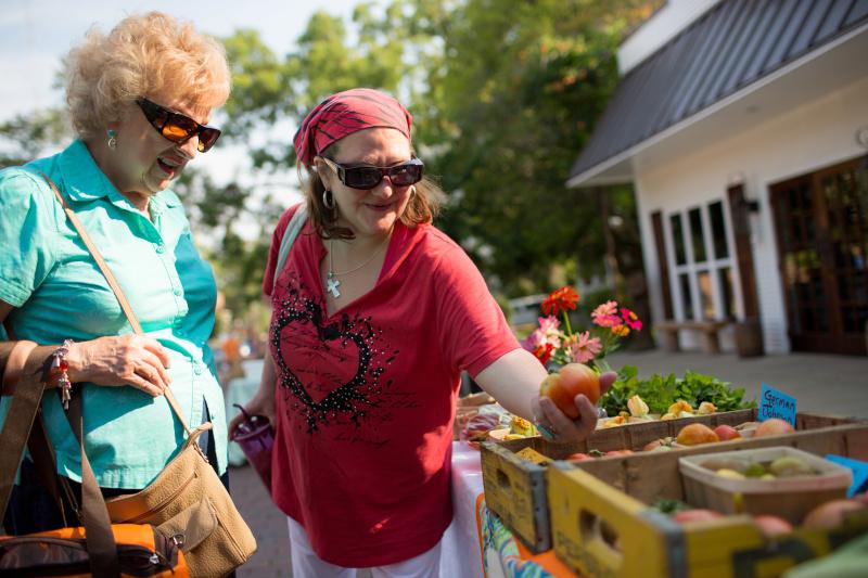 Clinton, Mississippi farmers market
