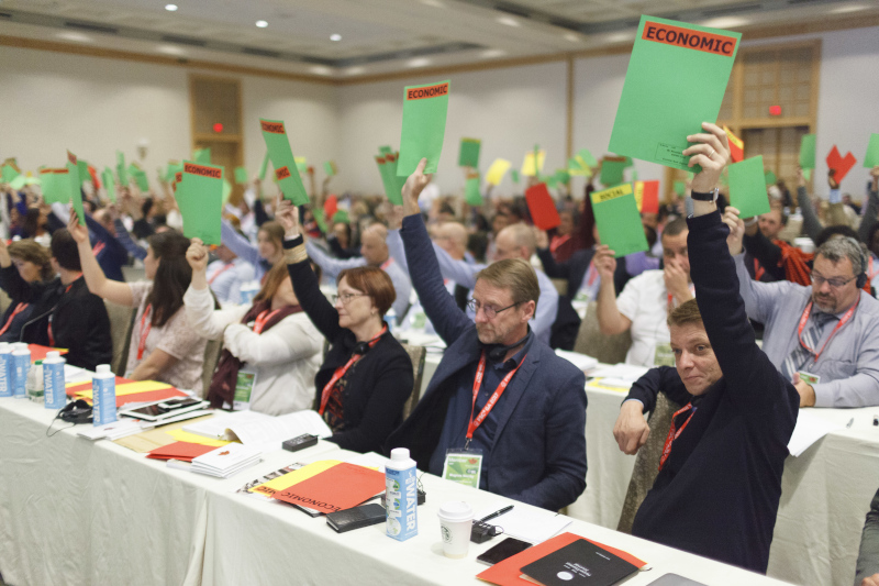 Forest Stewardship Council of Canada General Assembly 2017