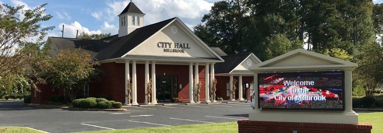 Millbrook, Alabama City Hall