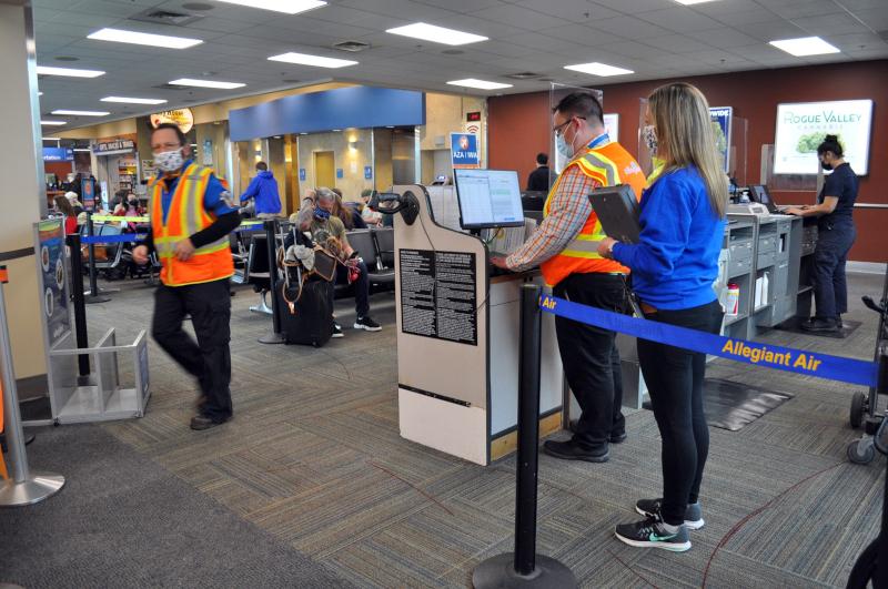 Rogue Valley International-Medford Airport