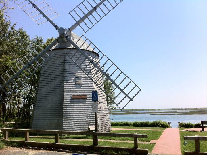 Yarmouth, Massachusetts Judah Baker Windmill