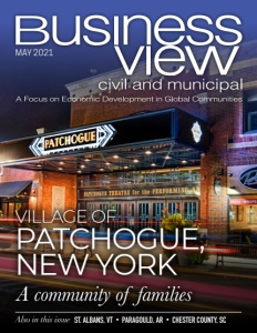 May 2021 Issue Cover of Business View Civil and Municipal