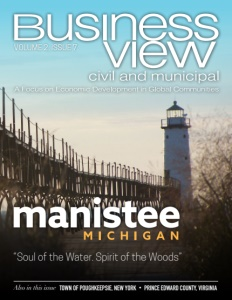 The latest issue cover for Business View Civil and Municipal Magazine