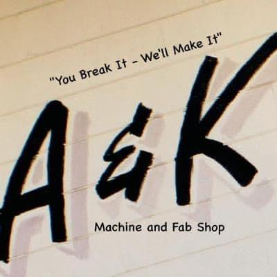 a & k machine and fab shop