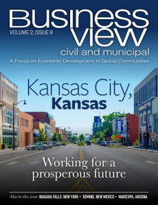 Issue cover for Business View Civil and Municipal